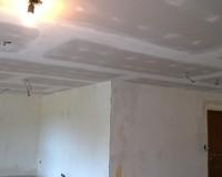 Vals plafond Wilsele